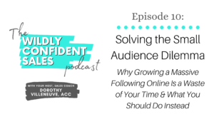 Why Growing a Massive Following Online Is a Waste of Your Time & What You Should Do Instead